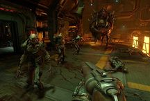 DOOM / Doomsday is almost upon us. DOOM is coming to Xbox One, PlayStation 4 and PC May 13.
