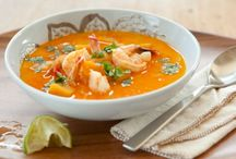 appetizers and soups