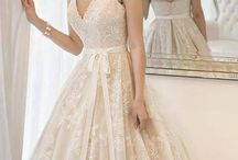 '' I do''  / Wedding dresses