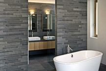 home - bathroom / by Elvira Massa