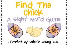 School - April / by Bobbi Jo