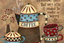 fincan çaydanlık