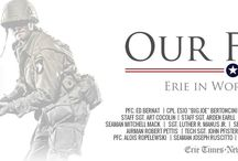 Our Fight: Erie In World War II / Content specifically about Erie's World War II history and events.  / by GoErie