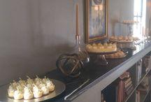 Pastry Displays