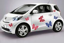 Stickere decorative auto