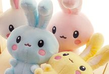 kawaii plushies and other things