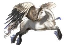 Fantasy, Fairy Tales, & Unicorns / ...and dragons, castles, princesses, horses, kelpies, fairies, pegasus... / by Heather D