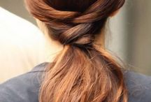 Simple Hairstyle / Browse simple hairstyles photos collection. Find the best photos and ideas for simple hairstyles tutorials, simple hairstyles for short hair, simple hairstyles for school, simple everyday hairstyles, short simple hairstyles, easy simple hairstyles and latest tips for cute simple hairstyles.