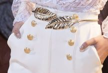 Chic is in the Details / Lace, Embroidery and Beautiful Details