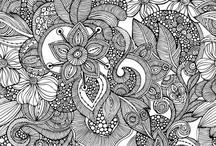 doodle / by Priscilla Halliday
