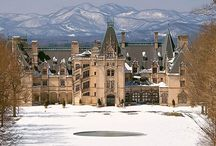 Biltmore House / The most beautiful place in the world. This house holds a very special place in my heart.  / by E C Swanson