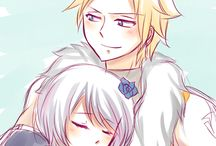 Sting Yukino / #Sting and #Yukino - #Sabertooth #fairytail
