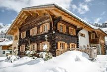 Luxury Chalets in Austria / Head to  http://www.ultimateluxurychalets.com/chalets/results to learn more about all the luxurious chalets Ultimate Luxury Chalets has to offer in Lech, St Anton and Kitzbuhel