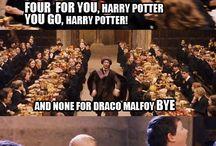 Harry Potter / by Katelyn Hoglund