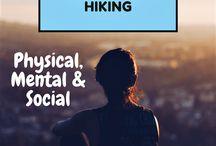 Hiking Health and Fitness / hiking health, hiking health benefits, hiking health facts, hiking health tips, hiking fitness, hiking fitness benefits, hiking benefits, physical benefits of hiking, mental benefits of hiking, social benefits of hiking, hiking benefits mind, hiking advantages, hiking workout, hiking workouts