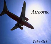 """Airborne - Take Off - Jazz CD - Music & Video / Take Off is the 1st and Debut CD released in 1990 but was recorded in the late 1980s during in the Jazz Fusion - Early Contemporary Jazz Era by the Contemporary Jazz group Airborne.  """"Take Off"""" is the powerful and versatile debut contemporary jazz and vocals CD project by Airborne. Soulful funk and jazz fusion is embedded with many intricate arrangements that are musically paralleled with perfect execution - http://www.airbornejazz.com"""