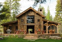 Rustic and Woodsy