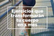 ejercicios que logras cambio en un mes