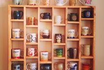 Home sweet Home / Gestaltungsideen für den eigenen Wohnraum