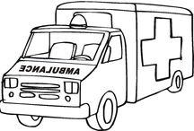 Ambulance Birthday
