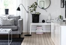 Nordic living STORIES / Black, white, grey and yellow Nordic living is more than a lifestyle - it is a feeling
