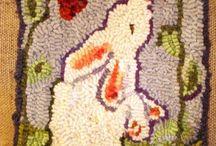 Rabbits/spring