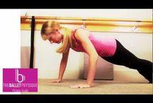Barre / ballet workouts