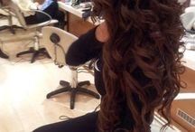 Hair/ nails!  / by Monica Gerken