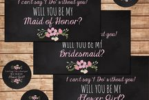 Printable wedding