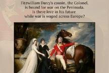 Colonel Fitzwilliam's Correspondence / by David Wilkin