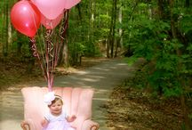 1st birthday pictures / by Brittany Constant