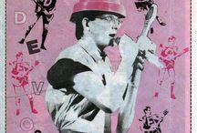 ‣ ‣ zines + punk posters