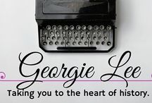 About Georgie Lee / Me, My Novels, and Some of the Things I Love!