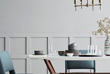 Dining Room \\ Around The Table / The place where gatherings occur. Creating an environment for pleasant conversations, enjoyable meals, and simple memories around the table.