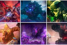 heroes of the storm database