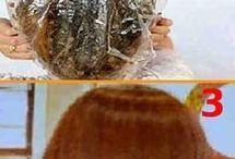 маски для волос и тела