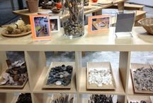 Loose parts for play (løse lekematerialer)