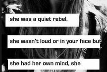 The Rebel project