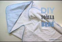 toalla con capucha