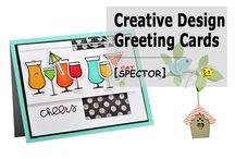 Creative Design. Greeting Cards