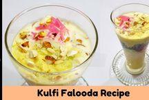Falooda Recipes