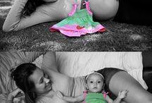 Baby bump(: / by Mickelle Fenley
