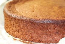 gâteau au chocolat avec des courgettes