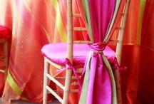 Weddings: chairs