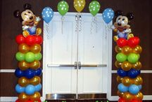 Birthday party ideas / by Kelly Foster