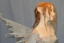 fantasy dolls and magical crafts / inspiratie