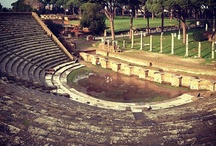 Ostia  and Castel Gandolfo Lake Tour / Ostia Antica and Castel Gandolfo: two ancient military camps from different ages to different fates.