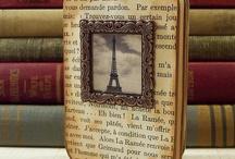 Art - Collage - Tins