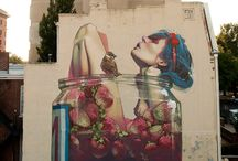MURALS / Etam Cru - Sainer and Bezt