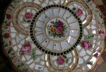 mozaiki do ogrodu